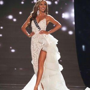 Sherri Hill Dresses - Custom Sherri Hill- Worn once at Miss USA